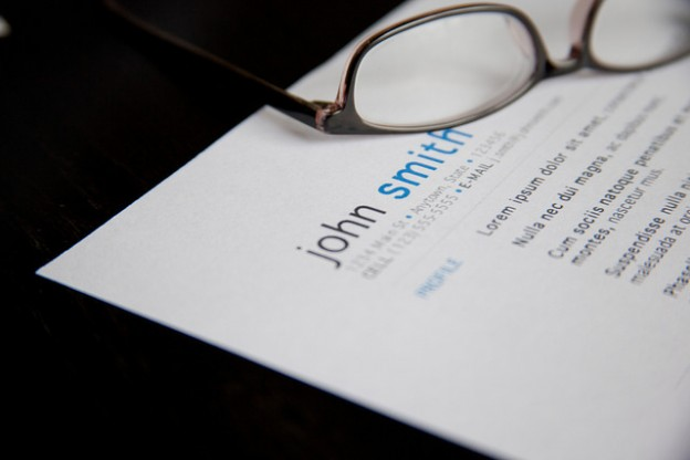 Customizing Your CV